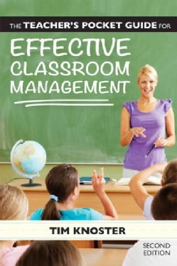 The Teacher's Pocket Guide for Effective Classroom Management (Paperback)