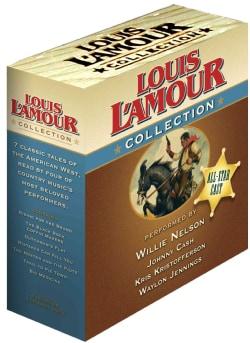 Louis L'amour Collection (CD-Audio)