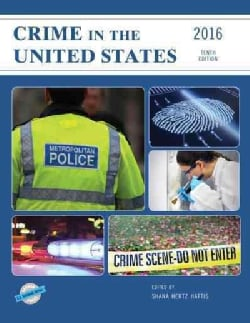 Crime in the United States 2016 (Hardcover)