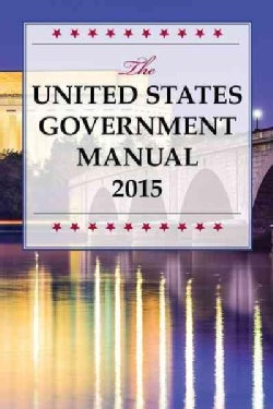 United States Government Manual 2015 (Paperback)