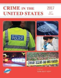 Crime in the United States 2017 (Hardcover)
