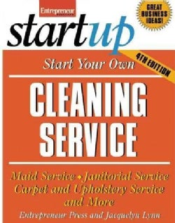 Start Your Own Cleaning Service (Paperback)