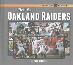 Meet the Oakland Raiders (Hardcover)