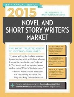 Novel & Short Story Writer's Market 2015
