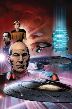 Star Trek: The Next Generation, The Space Between (Paperback)