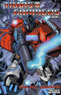 Transformers 1 (Paperback)