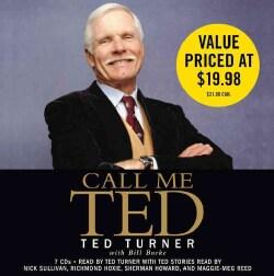 Call Me Ted (CD-Audio)