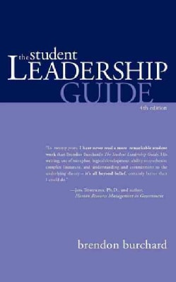 The Student Leadership Guide (Paperback)