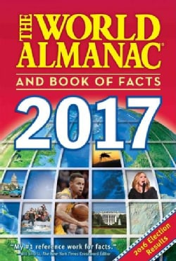 The World Almanac and Book of Facts 2017 (Paperback)