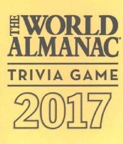The World Almanac Trivia 2017 Game (Cards)