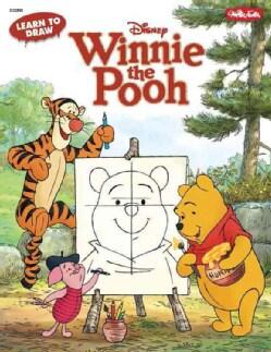 Learn to Draw Disney Winnie the Pooh (Paperback)