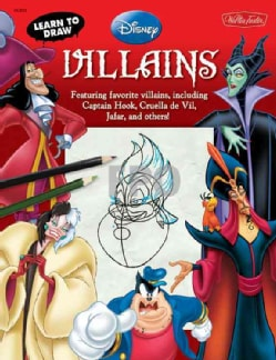 Learn to Draw Disney Villains (Paperback)