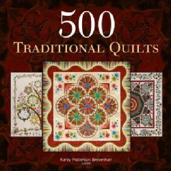 500 Traditional Quilts (Paperback)