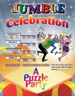 Jumble Celebration: A Puzzle Party (Paperback)