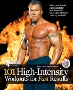 101 High-Intensity Workouts for Fast Results (Paperback)