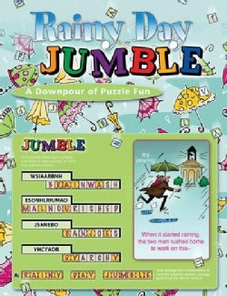 Rainy Day Jumbles: A Downpour of Puzzle Fun (Paperback)