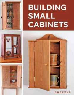 Building Small Cabinets (Paperback)