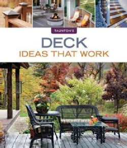 Deck Ideas That Work (Paperback)