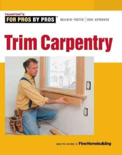 Trim Carpentry (Paperback)