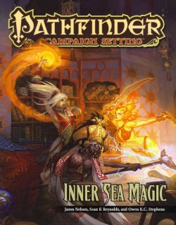 Inner Sea Magic (Paperback)