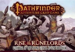 Pathfinder Adventure Card Game: Fortress of the Stone Giants Adventure Deck (Cards)