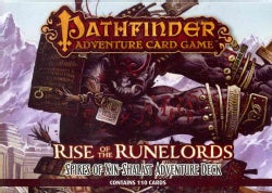 Rise of the Runelords Deck: Spires of Xin- Shalast Adventure Deck (Cards)