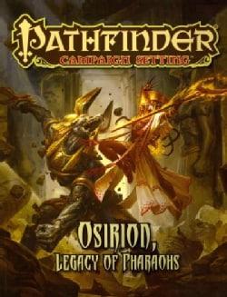 Osirion, Legacy of Pharoahs (Paperback)