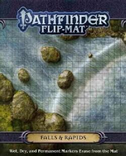 Pathfinder Flip-Mat Falls and Rapids (Paperback)