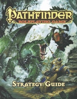 Pathfinder Roleplaying Game Strategy Guide (Hardcover)