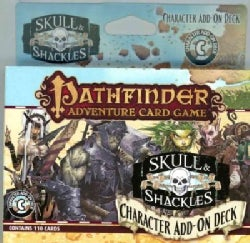 Pathfinder Adventure Card Game: Skull & Shackles Character Add-on Deck (Cards)