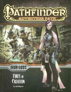 Iron Gods: Fires of Creation (Paperback)