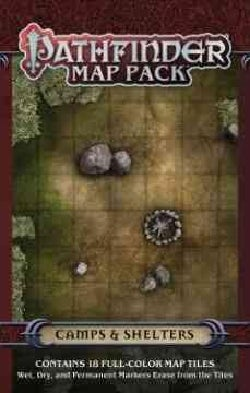 Pathfinder Map Pack: Camps & Shelters (Game)