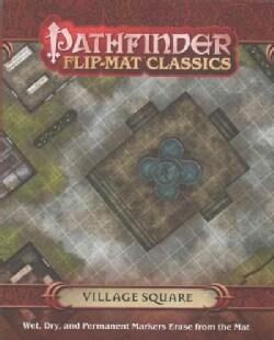 Pathfinder Flip-mat Classics: Village Square (Game)