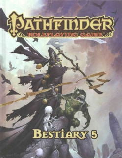 Pathfinder Roleplaying Game: Bestiary 5 (Hardcover)