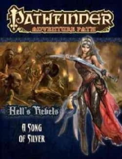 Hell's Rebels: A Song of Silver (Paperback)
