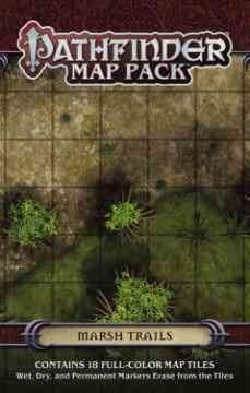 Pathfinder Map Pack: Marsh Trails (Game)