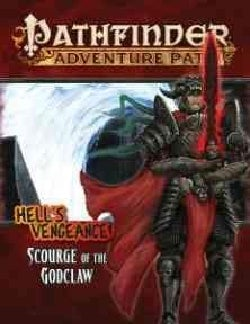 Pathfinder Adventure Path - Hell's Vengeance: Scourge of the Godclaw (Game)