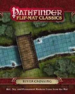 Pathfinder Flip-Mat Classics: River Crossing (Game)