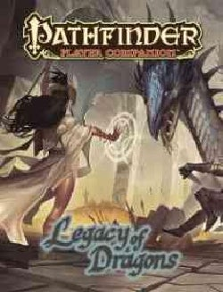 Pathfinder Player Companion Legacy of Dragons (Game)