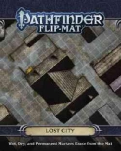Pathfinder Flipmat Lost City (Game)