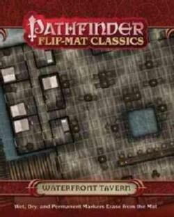 Pathfinder Flip-mat Classics: Waterfront Tavern (Game)