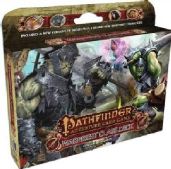 Pathfinder Adventure Card Game Warpriest Class Deck (Cards)