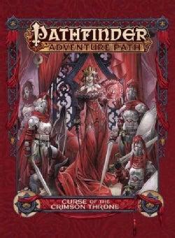 Curse of the Crimson Throne (Hardcover)
