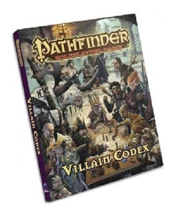 Villain Codex (Hardcover)