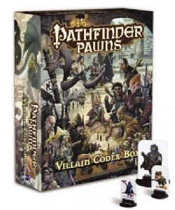 Villain Codex Box