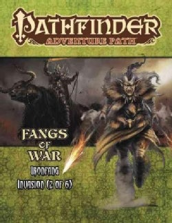 Ironfang Invasion: Fangs of War (Paperback)