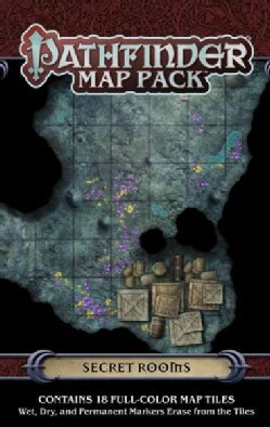 Pathfinder Map Pack Secret Rooms (Game)