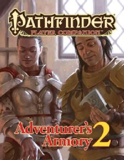 Pathfinder Player Companion Adventurer's Armory (Paperback)