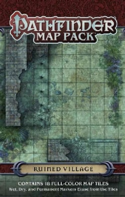 Pathfinder Map Pack Ruined Village (Game)