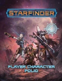 Starfinder Roleplaying Game: Starfinder Player Character Folio (Game)